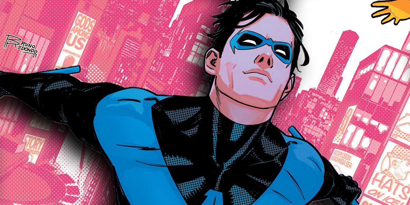 Nightwing acaba de descubrir por qué los padres de Dick Grayson también son héroes