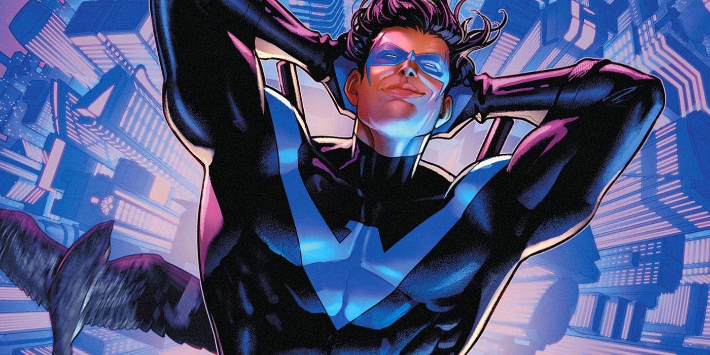 Nightwing: Cómo Bitewing consiguió su identidad secreta