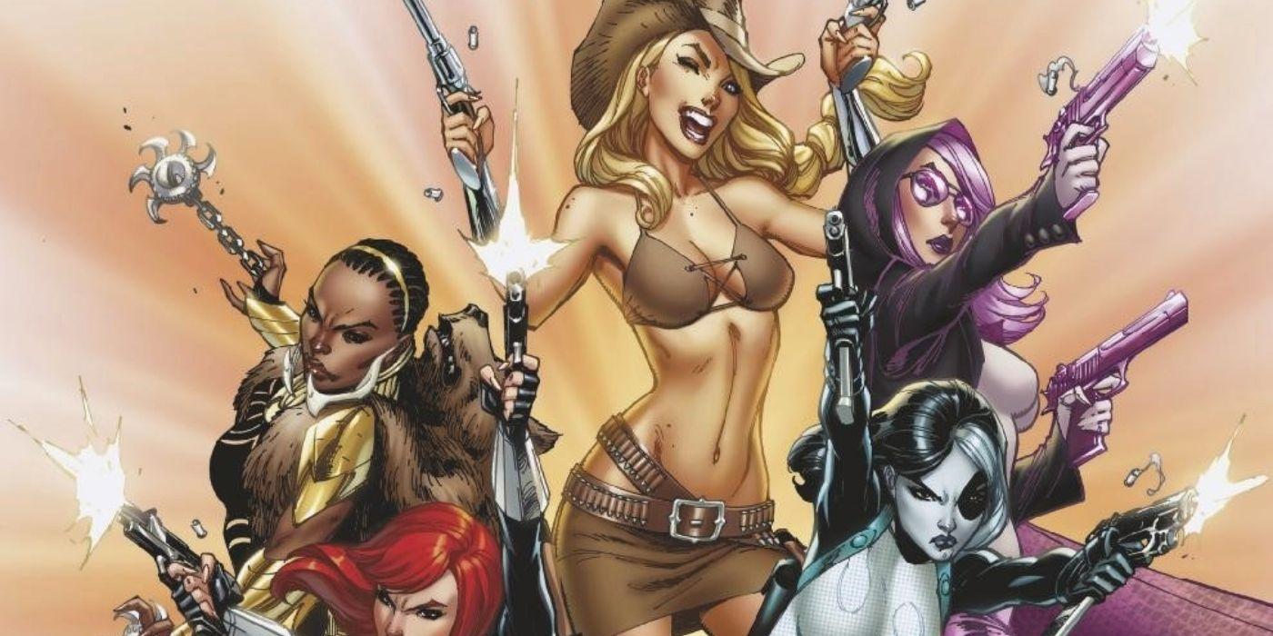 El interés amoroso intermitente de Deadpool, Outlaw, está listo para el MCU