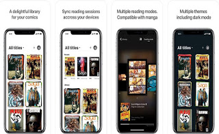 Panels - Comic Reader Leer comics en iphone y ipad