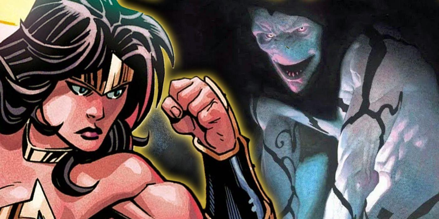 El próximo villano de Thor en la MCU fue DESTRUIDO por Twisted Wonder Woman de Marvel