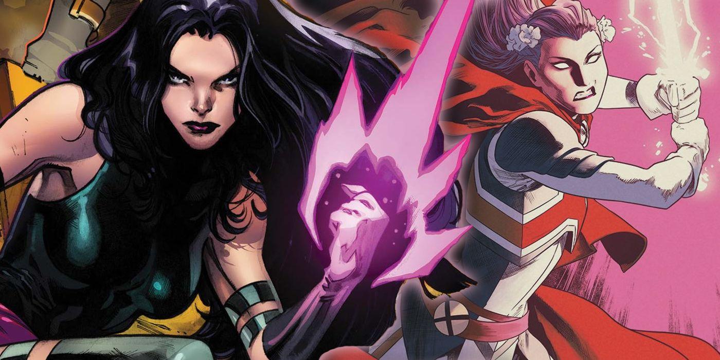 Psylocke soñó con MATAR a otro héroe de Marvel durante años