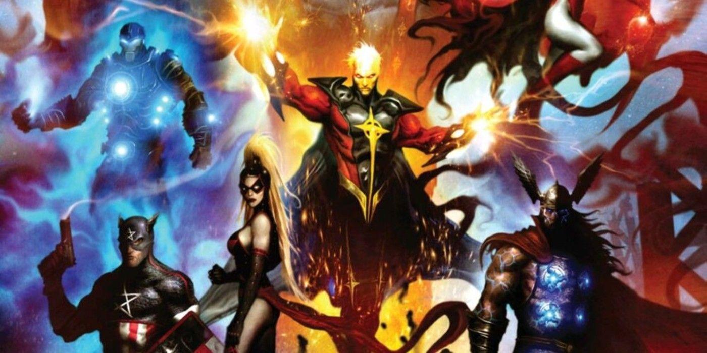 La mayor victoria del Capitán Marvel desató el Cancerverse