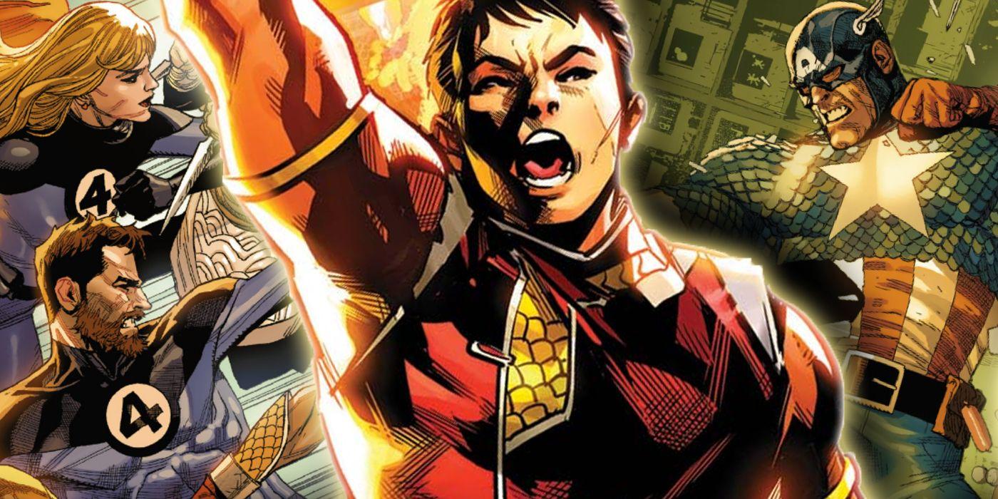 Los Vengadores creen que Shang-Chi se está convirtiendo en la próxima gran amenaza de Marvel