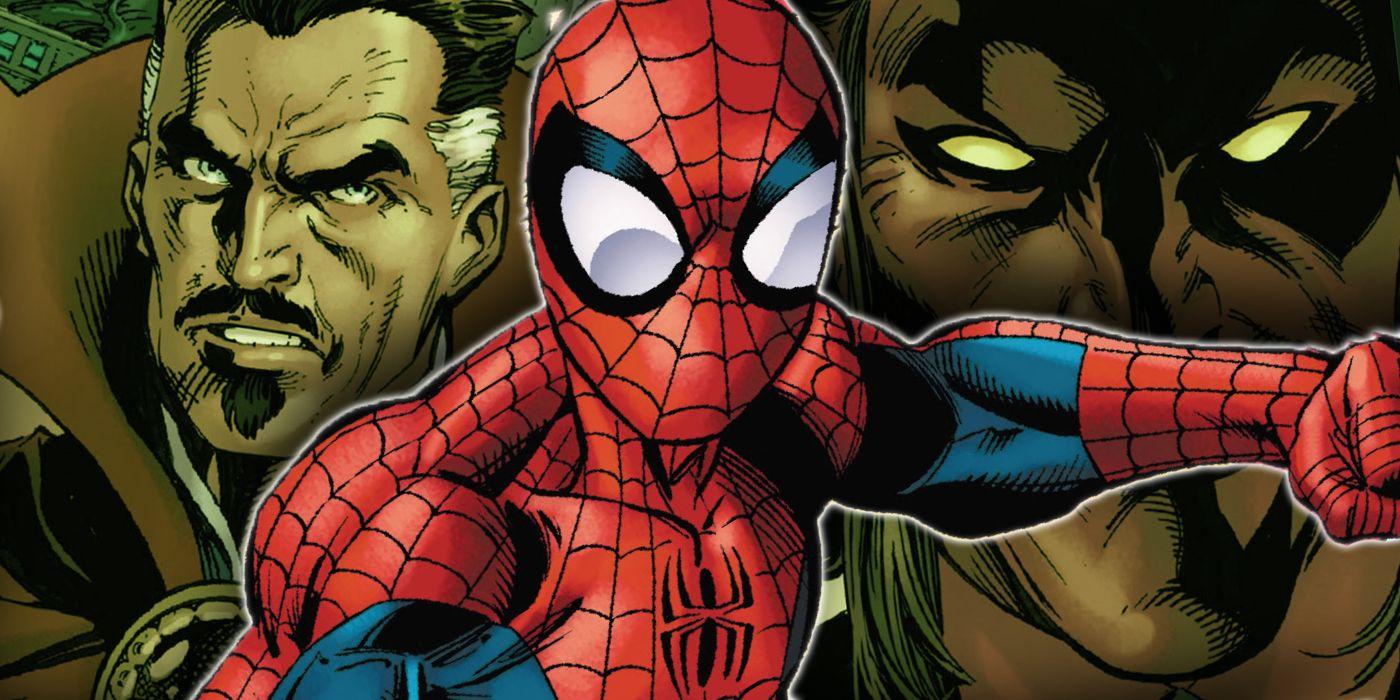 La siniestra guerra de Spider-Man podría provocar la muerte del Doctor Strange