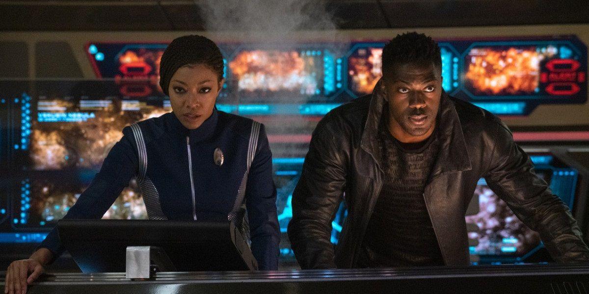 Star Trek: Discovery le da a Booker un papel completamente nuevo