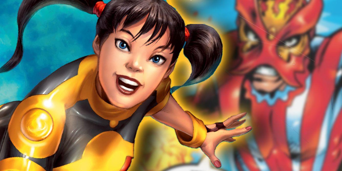 Los X-Men desplazados en el tiempo de Marvel tenían un fuego solar diferente