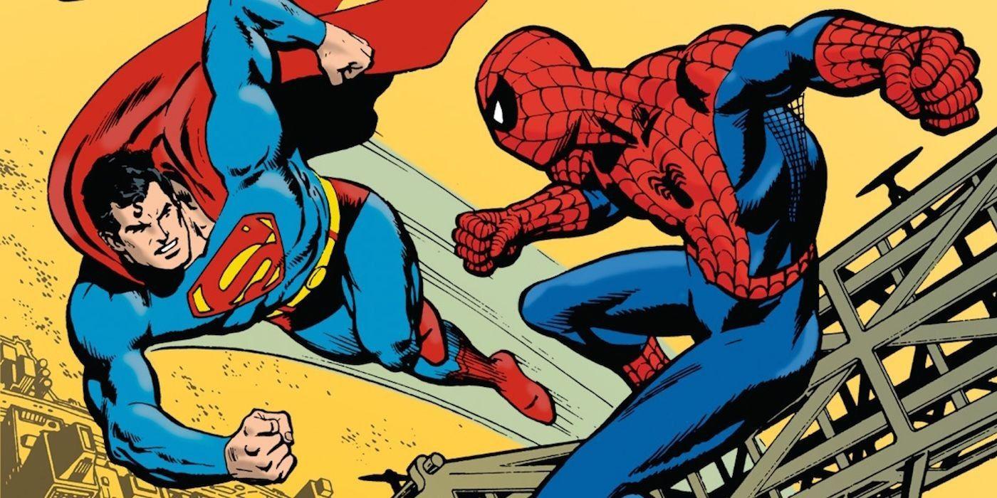 Spider-Man de 1981 presenta un cameo con la lengua en la mejilla de Superman