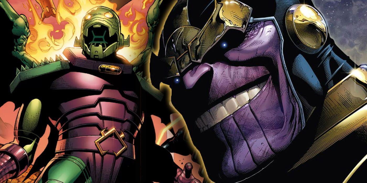 ¿Quién es la máxima amenaza cósmica de Marvel?