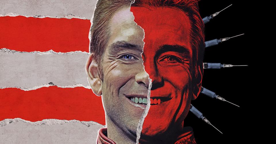 The Boys: La historia secreta del compuesto V refleja el suero del súper-soldado de Marvel