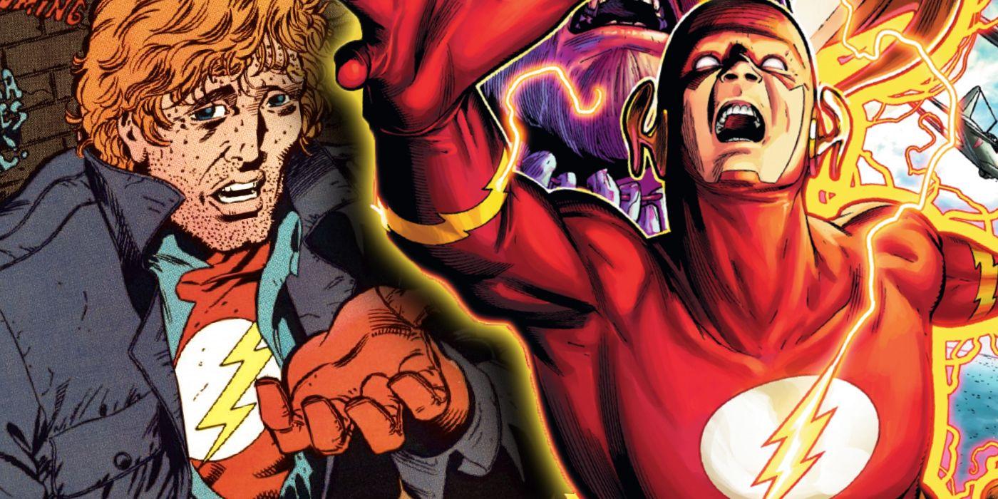 Flash: cómo Wally West ganó la lotería y perdió millones