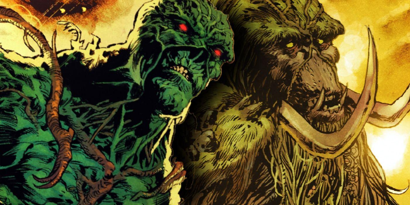 Swamp Thing: Explicación de las raíces míticas del Wodewose