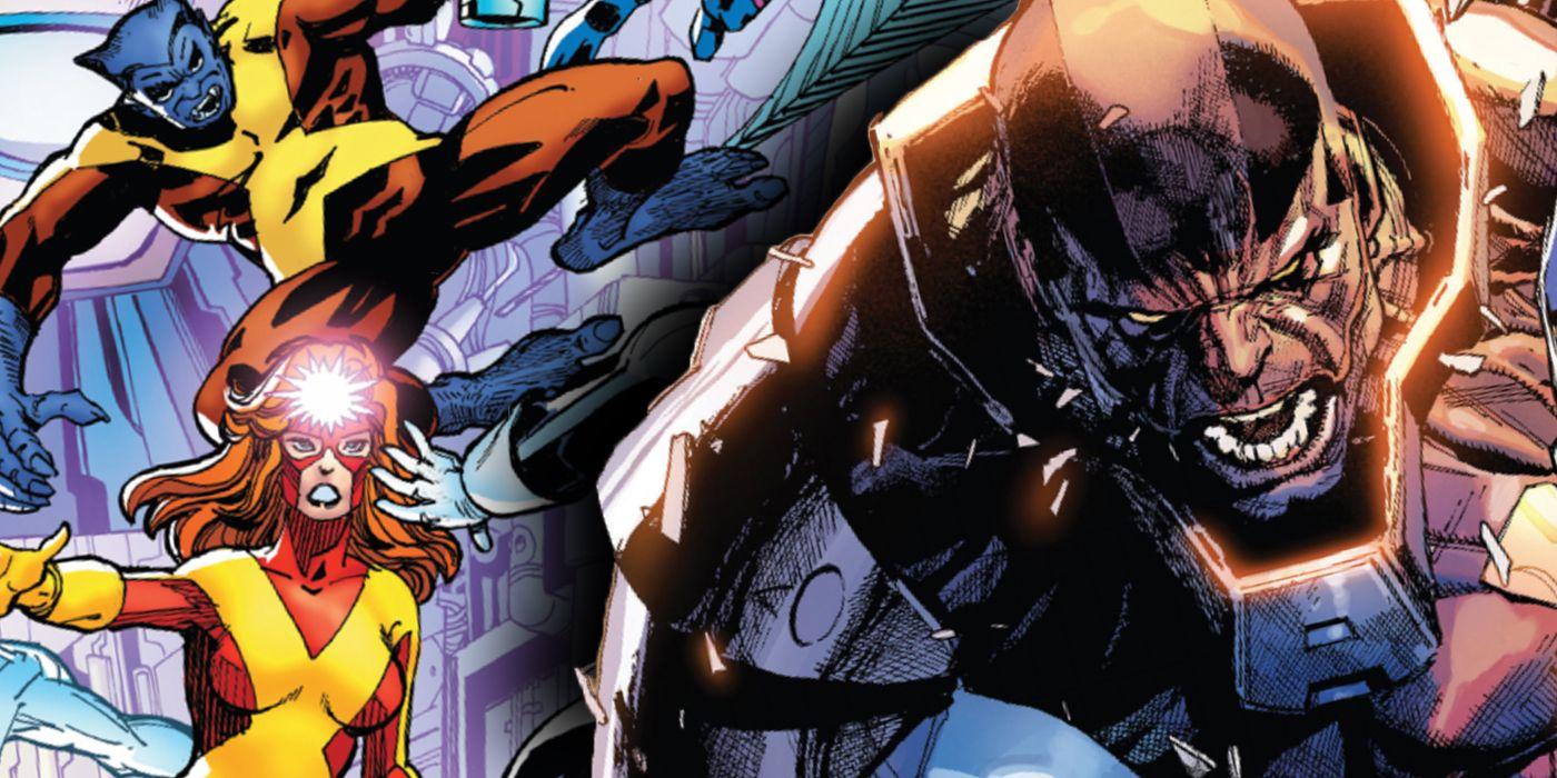 X-Men se une a Apocalypse con Cameron Hodge de Marvel