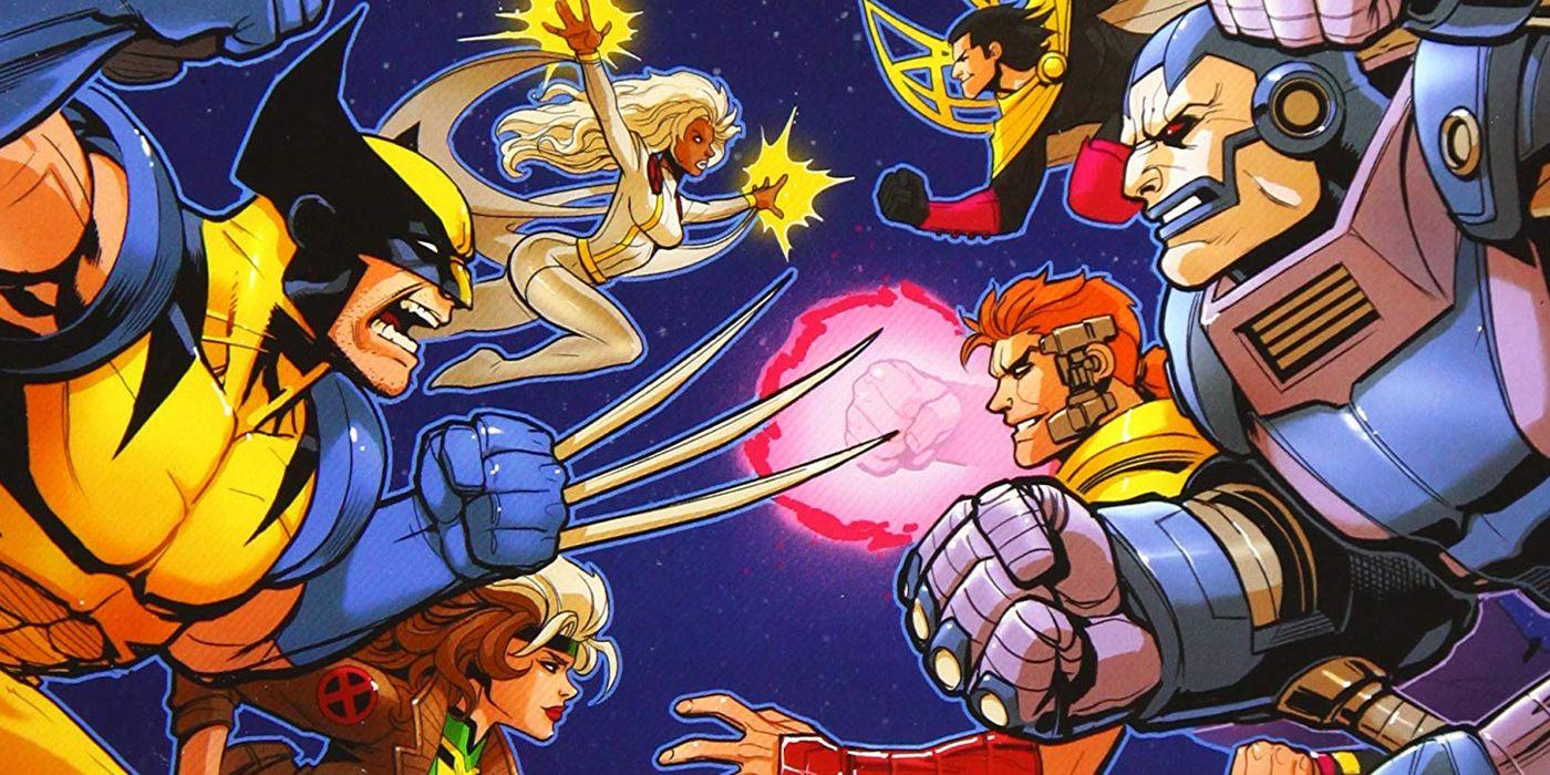 Cómo Secret Wars llevó el espíritu de la serie animada