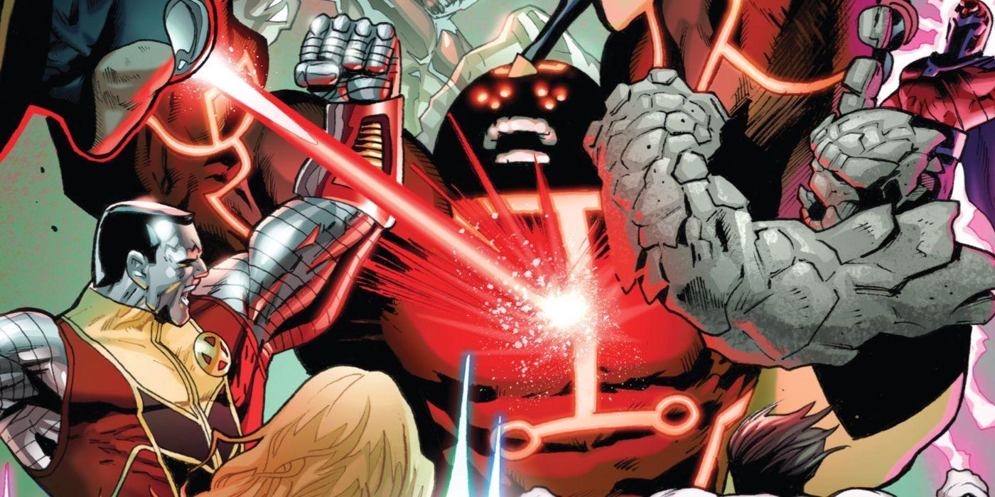 Cómo le fue al mutante más EXTREMO de Marvel contra Juggernaut