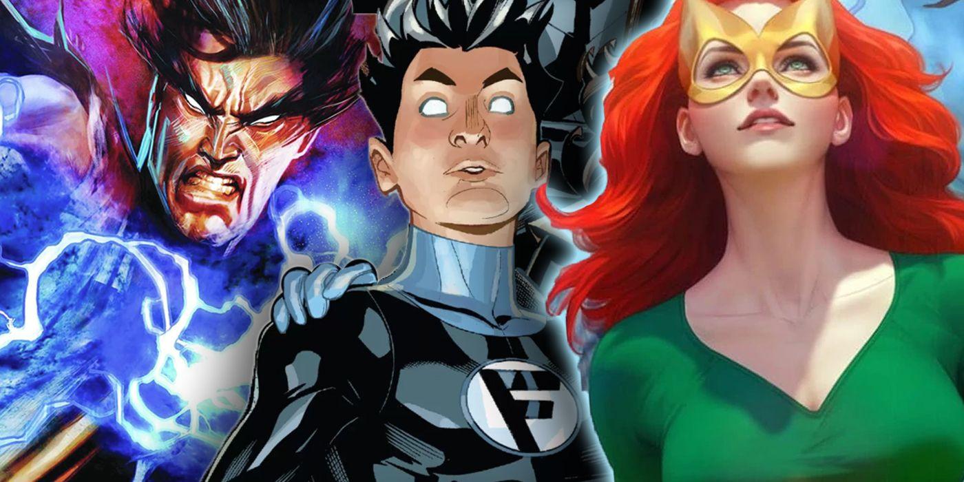 Franklin Richards ya no es el mutante de nivel omega más fuerte de Marvel