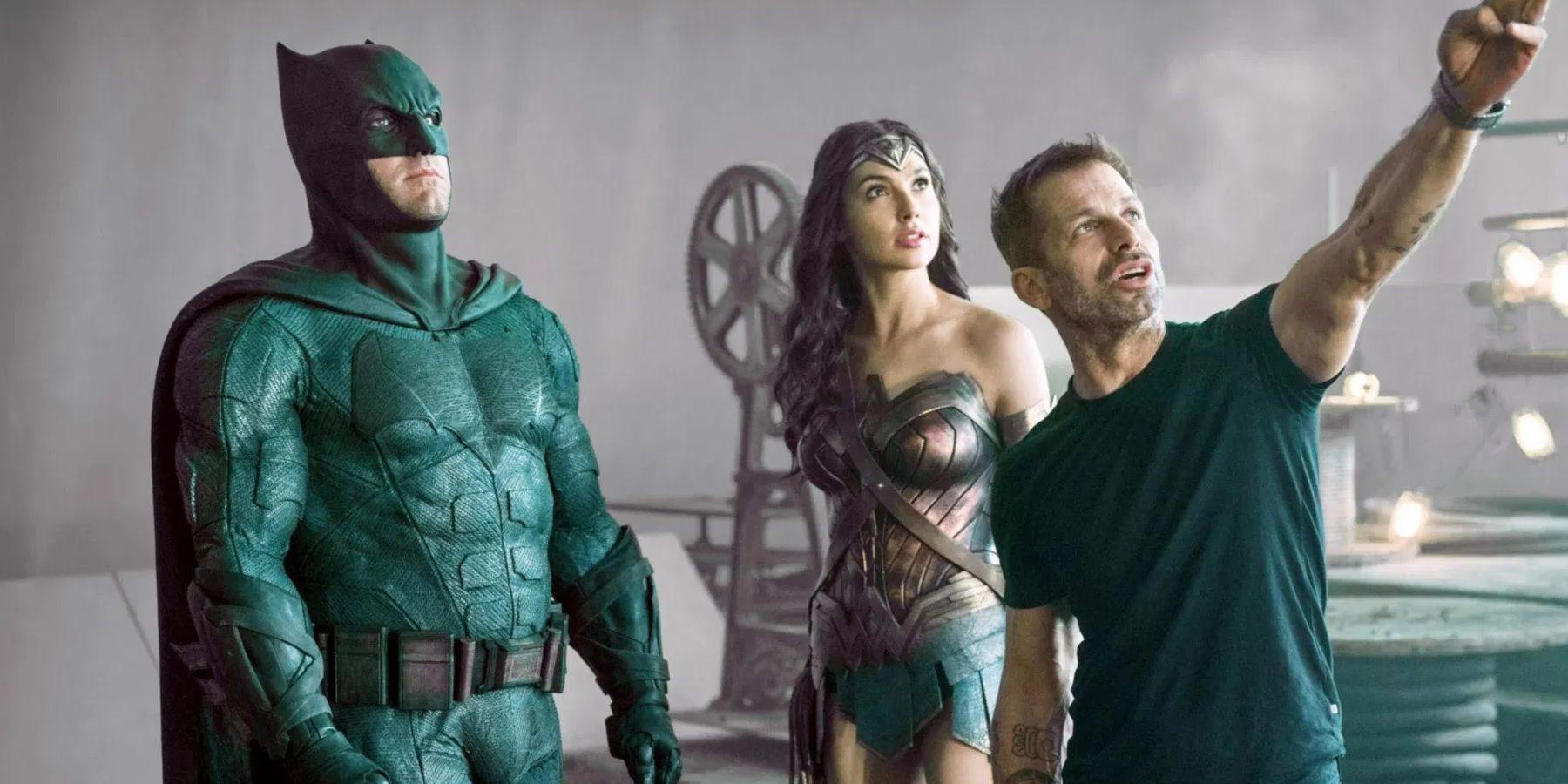 Zack Snyder confirma un segundo tráiler en proceso