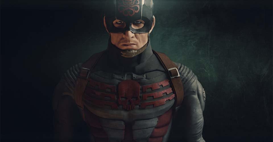 Art confirma la historia del Capitán América malvado