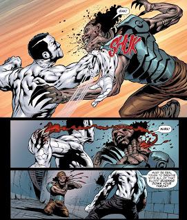 Bloodshot poder de combate