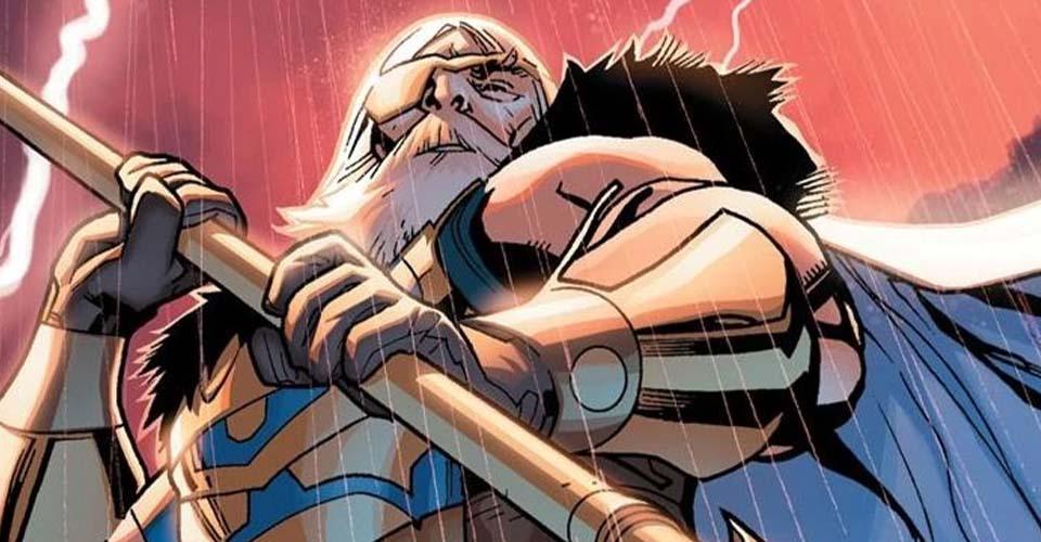 Cómo Odín perdió su Ojo en los Cómics