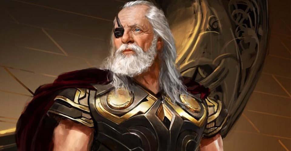 Thor: Cómo Odín perdió su ojo en el MCU