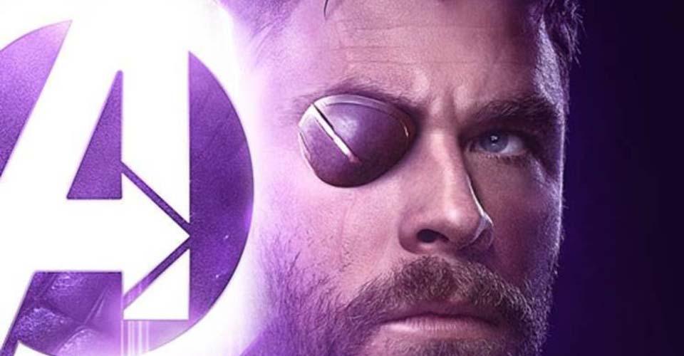 Cómo Thor perdió su ojo en Thor: Ragnarok