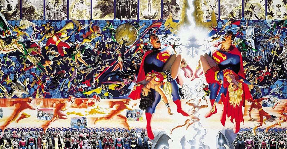 Los 20 Mejores Eventos de DC Comics : Que deberías Leer