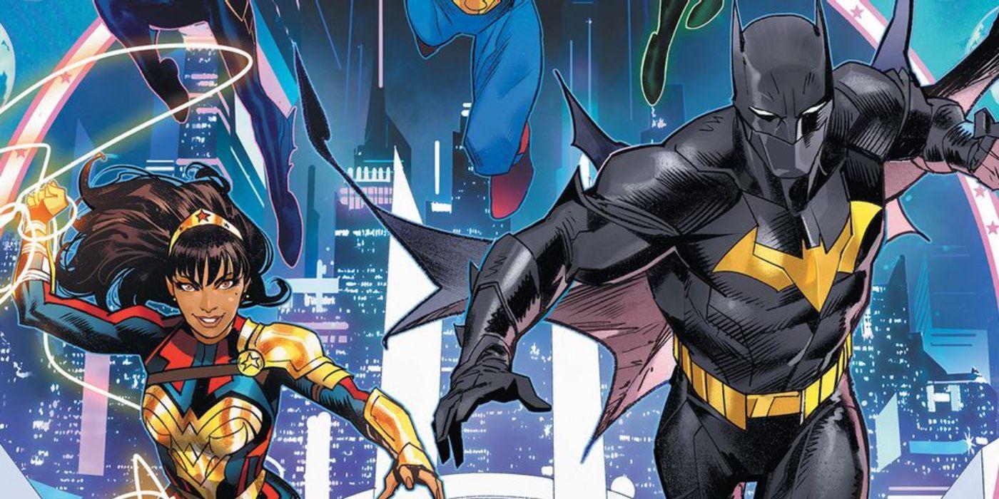 Justice League # 1 es un cambio audaz y emocionante