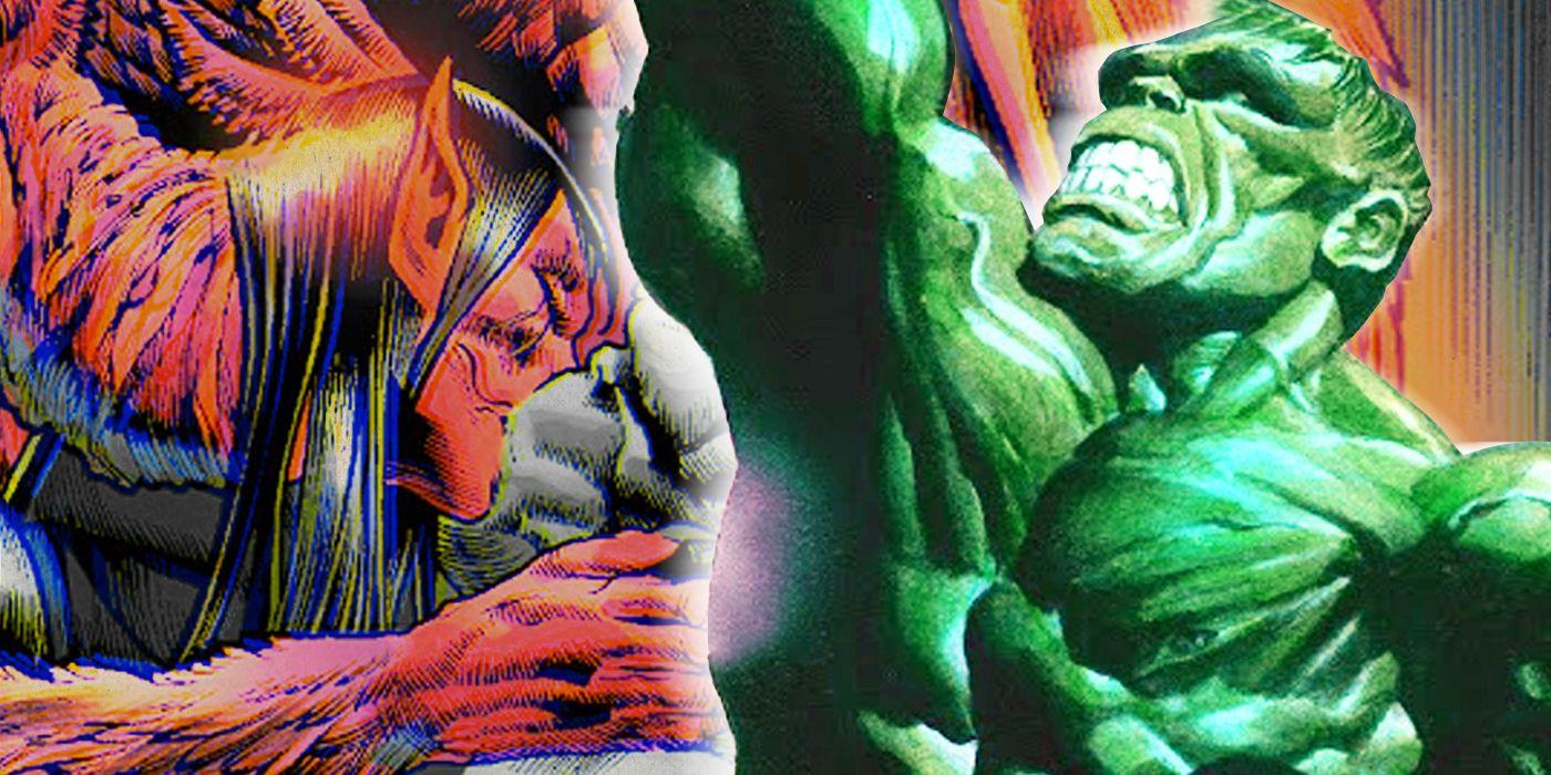 Immortal Hulk vuelve a juntar a Bruce Banner y Betty Ross