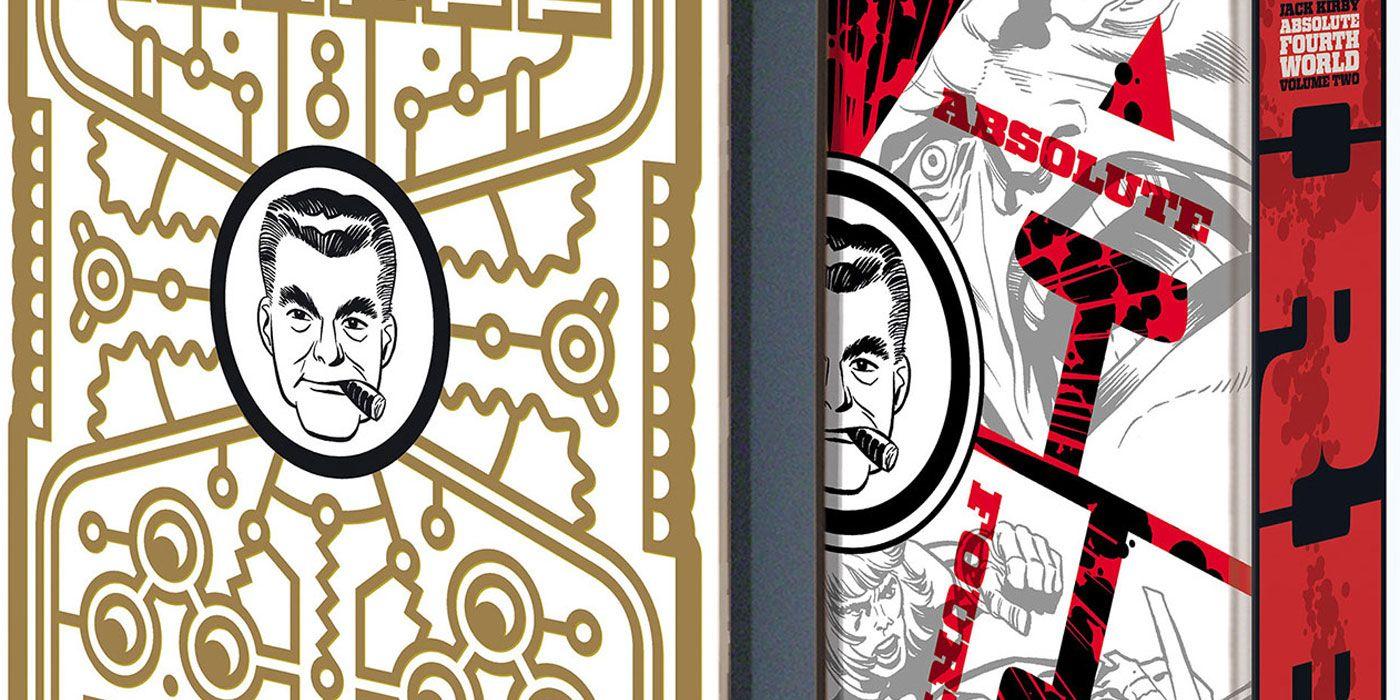 Cuarto Mundo Absoluto por Jack Kirby Vol.  2 Llega en diciembre