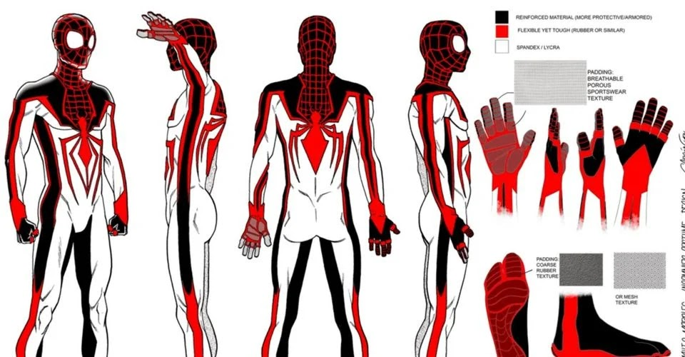 Marvel's Spider-Man revela el impresionante traje de Miles Morales