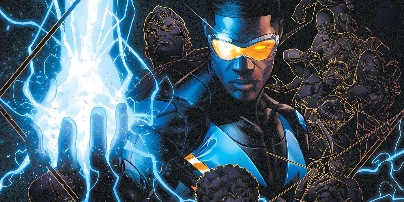 John Ridley ve la otra historia del universo DC como una historia atemporal