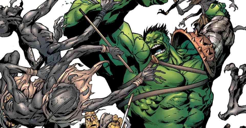 Los 10 mejores comics de hulk que deberías leer
