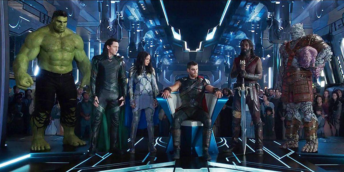 Thor: Love and Thunder descrito libremente como 'Vengadores 5'