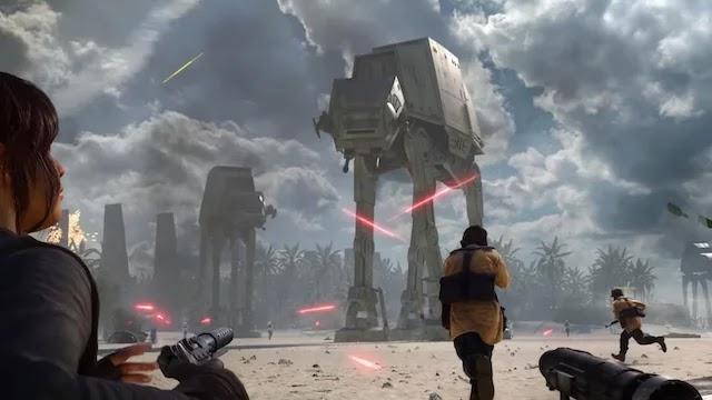 Star Wars Battlefront 2: Trae de vuelta el nivel de Scarif de Rogue One