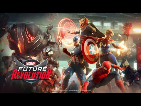 Marvel Future Revolution: Se anuncia un nuevo RPG de mundo abierto para móviles