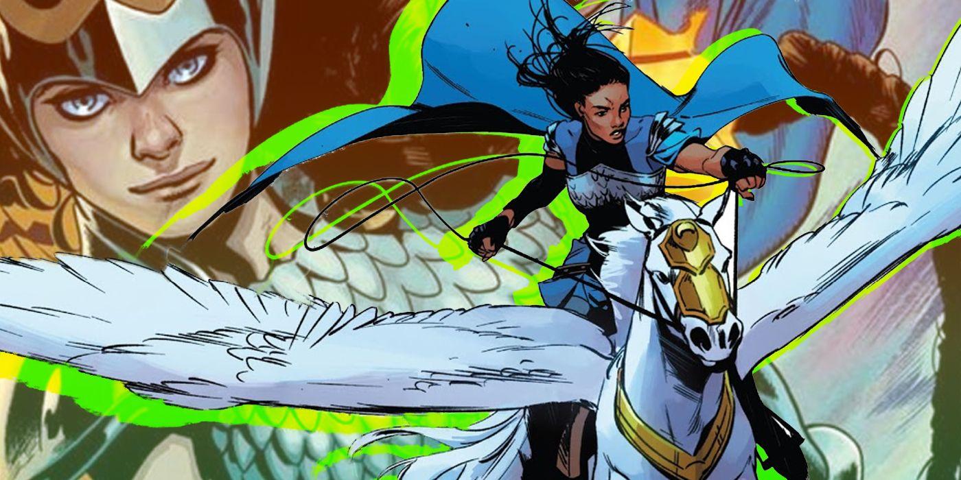 Todos los que han sido el OTRO vengador asgardiano de Marvel