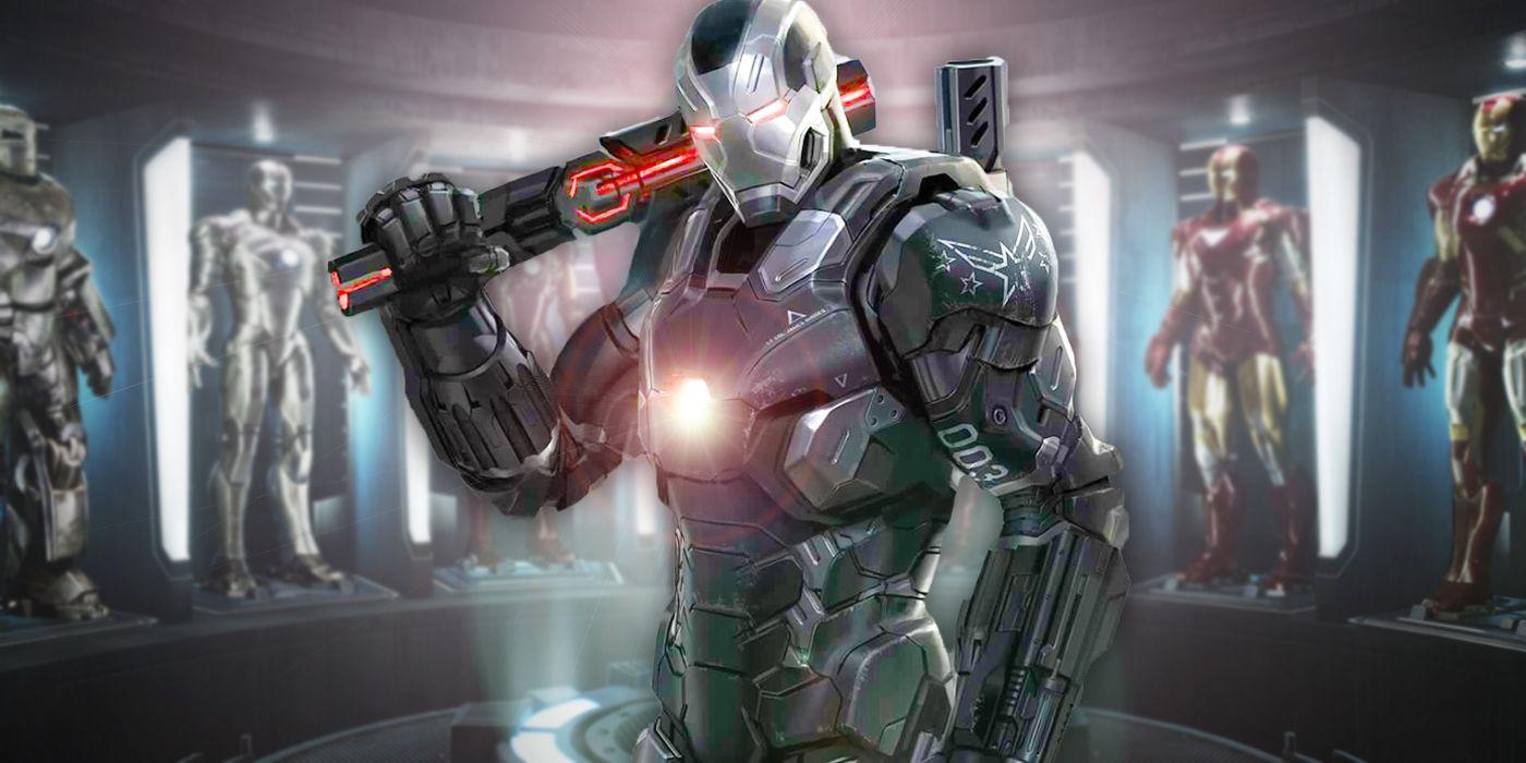Resultado de imagen de Armor Wars